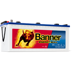 BATERIE AUTO BANNER Energy Bull Semitractiune 12V 180Ah Borna Tip camion