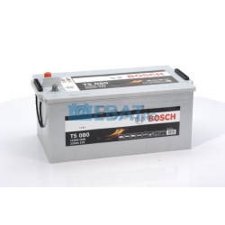 BATERIE AUTO BOSCH T5 12V 225Ah 1150A Borna Tip camion (stanga sus +)
