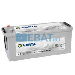 BATERIE AUTO VARTA PROMOTIVE SILVER 12V 145Ah 800A Borna Tip camion (stanga sus +)