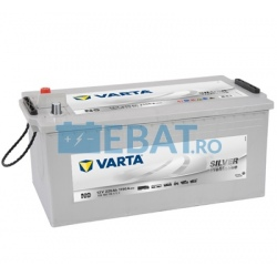 BATERIE AUTO VARTA PROMOTIVE SILVER 12V 225Ah 1150A Borna Tip camion (stanga sus +)